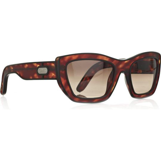 ca76db96d265 ... Chloé SUNGLASSES NEW with case and cards CHLOE TORTOISE RETRO AUTHENTIC