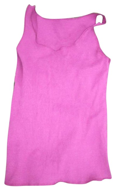 Other Sleeveless Wild Raspberry Diy Sexy Tee Top Orchid