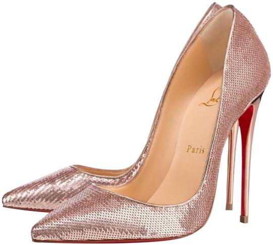 Preload https://img-static.tradesy.com/item/23463640/christian-louboutin-nude-so-kate-rose-gold-sequin-stiletto-pumps-size-eu-385-approx-us-85-regular-m-0-3-540-540.jpg