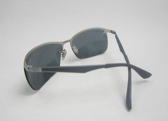 7b25481b587 Ray-Ban Silver Rb3550 019 81 Polarized Sunglasses Sta544 Sunglasses 70% off  retail