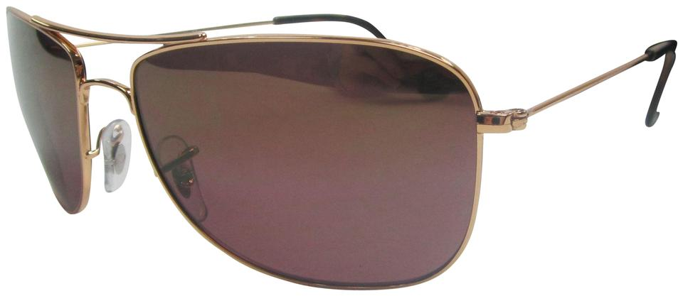 71b8d78c70 Ray-Ban Made in Italy!Ray-Ban Chromance RB3543 Polarized Sunglasses STA540  ...