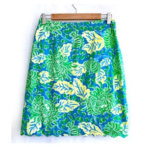 Lilly Pulitzer Skirt multi colors