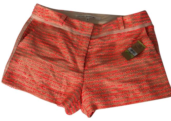Item - Pink/Orange Club Boys Woven In Combo Shorts Size 4 (S, 27)