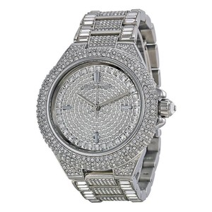 Michael Kors Michael Kors Silver Camille Mk5869 Quartz Wrist For Women Watch