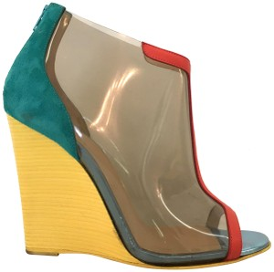Christian Louboutin Multi Wedges