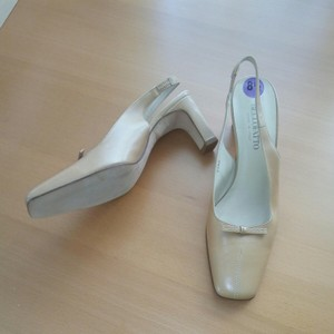 Bellofatto Beige Pumps