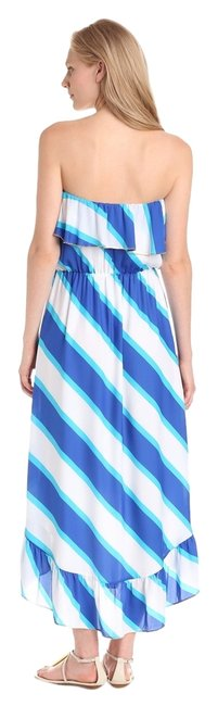 white Maxi Dress by Lilly Pulitzer Resort Resort Collection Women Hi Lo Maxi