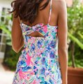 Lilly Pulitzer Multicolor Style #28868 Short Casual Dress Size 00 (XXS) Lilly Pulitzer Multicolor Style #28868 Short Casual Dress Size 00 (XXS) Image 2