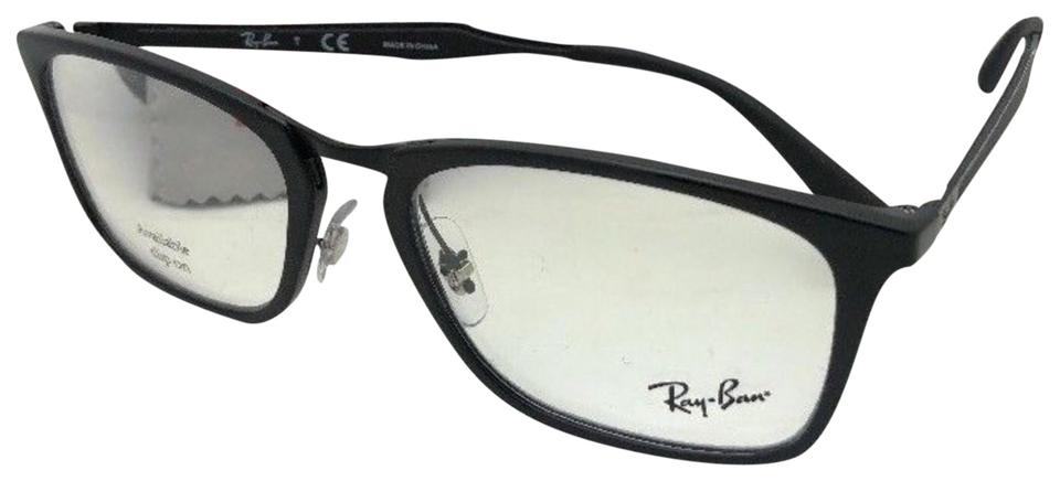 b2f1b1762c Ray-Ban New Rx-able Rb 7131 2000 55-19 145 Black   Matte Black ...