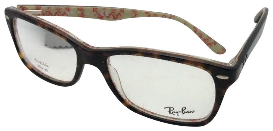 bea5defdff9 Ray-Ban New Rx-able Rb 5228 5057 55-17 Tortoise On Texture Beige ...