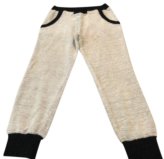 Item - Grey and Black Joggers Pants Size 8 (M, 29, 30)