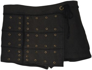 Free People Skort Black