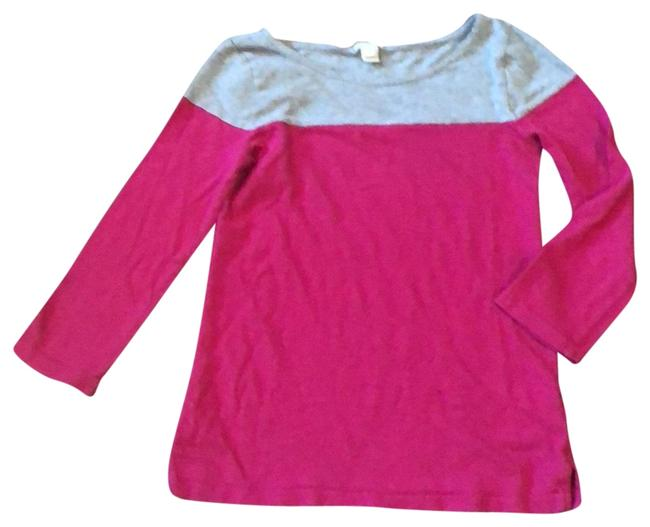 Item - Hot Pink and Gray Tunic Size 00 (XXS)