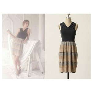 Anthropologie Wedding Guest Sweater Special Occasion Dress