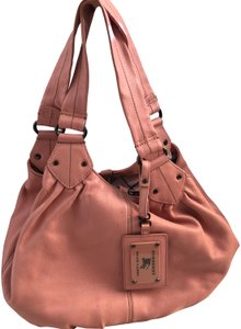 Burberry Blue Label Satchel in pink