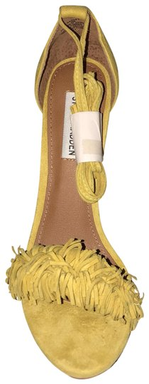 Steven by Steve Madden Yellow Pumps Image 0