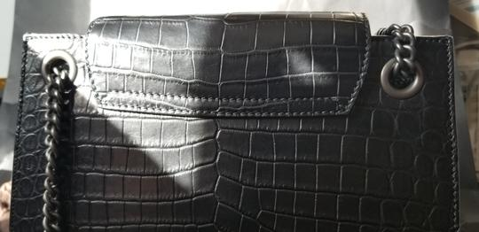 Gucci Cocco Emily Exotic Coll Niloticus Limited Edit Crocodile Shoulder Bag Image 5
