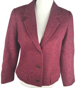 45eb2b23536 Red Talbots Outerwear - Up to 70% off a Tradesy