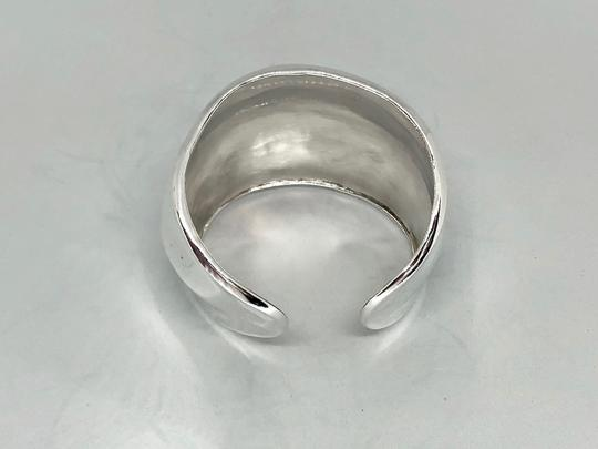 Robert Lee Morris RARE Collectible Gamma Cuff in Sterlling SIlver Image 8