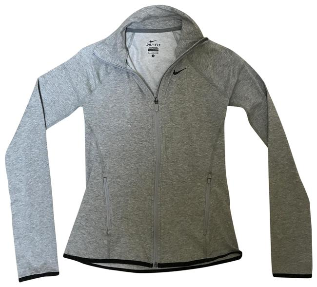 Preload https://img-static.tradesy.com/item/23467793/nike-gray-dri-fit-activewear-outerwear-size-4-s-0-2-650-650.jpg