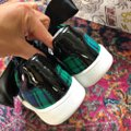 Jeffrey Campbell teal Athletic Image 6