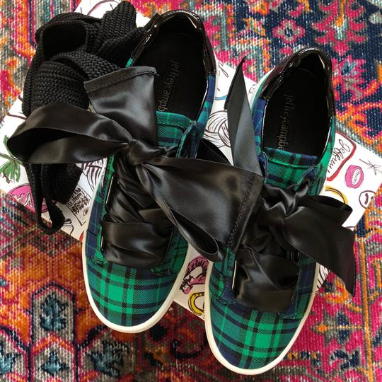 Jeffrey Campbell teal Athletic Image 8