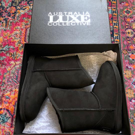 Australia Luxe Collective black Boots Image 4