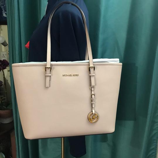 Michael Kors Tote in Dusty Pink Image 1