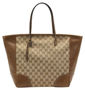 Gucci Bree Tote in Brown / Beige