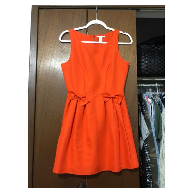Preload https://img-static.tradesy.com/item/23468168/forever-21-orange-short-cocktail-dress-size-4-s-0-0-650-650.jpg