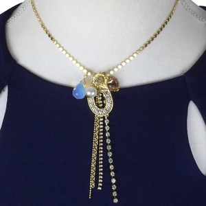 Betsey Johnson Throwback to Vintage Betsey Lucky Charm