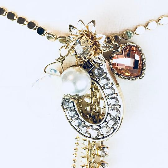 Betsey Johnson Throwback to Vintage Betsey Lucky Charm Image 2
