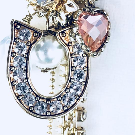 Betsey Johnson Throwback to Vintage Betsey Lucky Charm Image 5