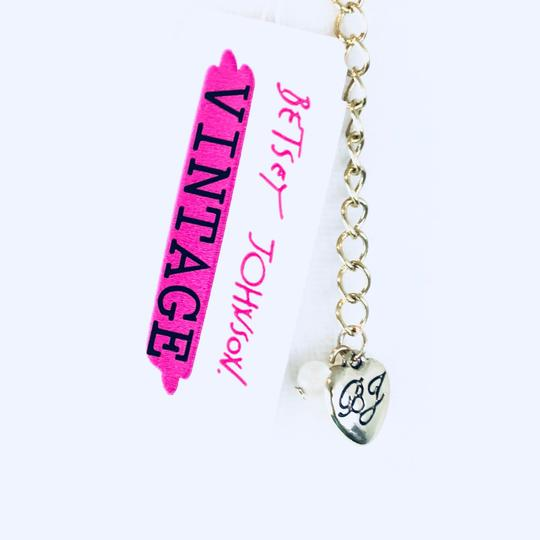 Betsey Johnson Throwback to Vintage Betsey Lucky Charm Image 7