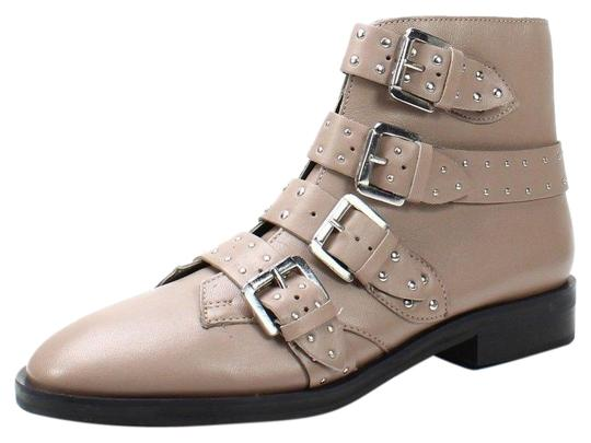 Preload https://img-static.tradesy.com/item/23468375/topshop-nude-paige-studded-buckles-leather-ankle-bootsbooties-size-eu-37-approx-us-7-regular-m-b-0-1-540-540.jpg