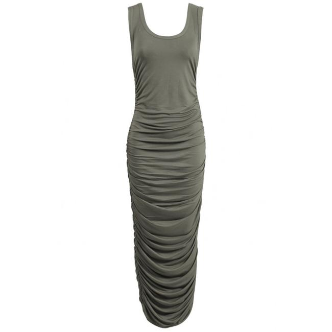 olive Maxi Dress by Missi Image 2