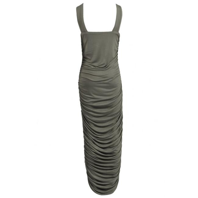 olive Maxi Dress by Missi Image 3
