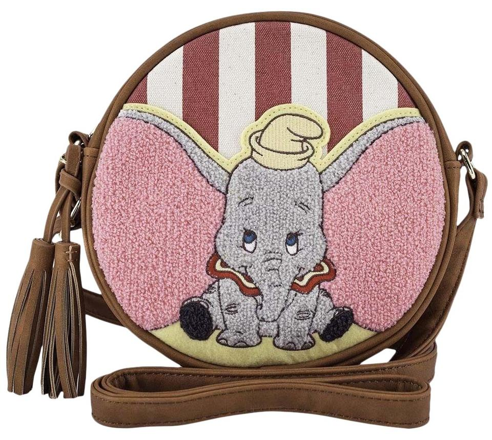 Disney Festival Haute Couture Gucci Pucci Louis Vuitton Cross Body Bag