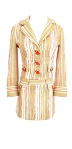 Dolce&Gabbana Dolce And Gabbana Tweed Skirt Suit