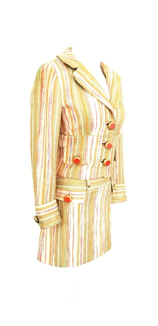 Dolce&Gabbana Dolce And Gabbana Tweed Skirt Suit Image 2