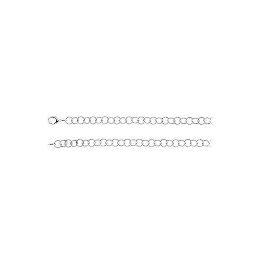 Preload https://img-static.tradesy.com/item/23469008/white-sterling-silver-12mm-ring-link-chain-necklace-0-0-540-540.jpg