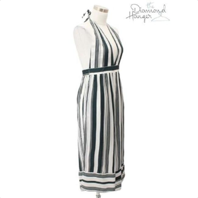 Blue White Maxi Dress by Faithfull the Brand Image 1