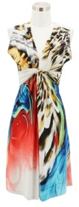 Joseph Ribkoff short dress Multicolor on Tradesy