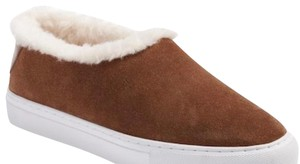 Tory Burch Shearling Ugg Brown Boots
