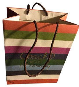 Coach Coach 8x10 65th Anniversary Shopping Bag
