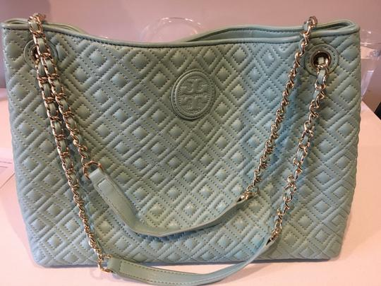 Tory Burch Tote in Northern Lights Image 1
