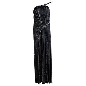 Multicolor Maxi Dress by Jean-Paul Gaultier