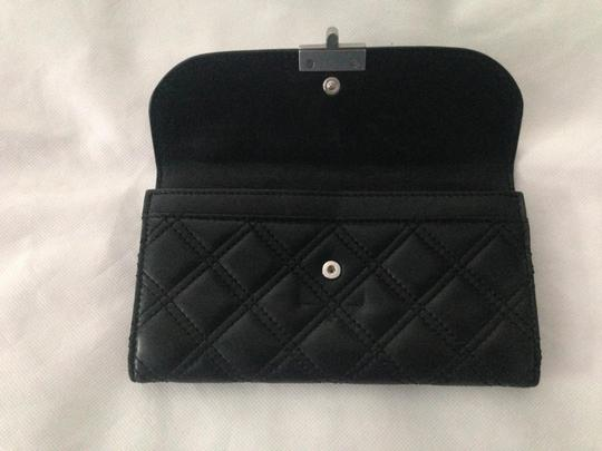 Marc by Marc Jacobs Marc Jacobs Dark Charcoal Grey Quilted