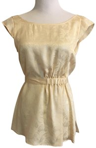 Marc by Marc Jacobs Top Ivory