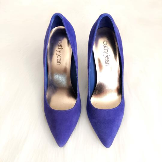 Cathy Jean blue Pumps Image 1